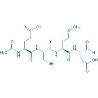 Ac-Glu-Ser-Met-Asp-aldehyde (pseudo acid)