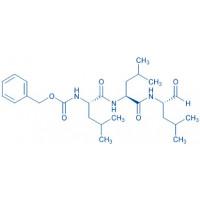 Calpain Inhibitor IV Z-Leu-Leu-Leu-aldehyde