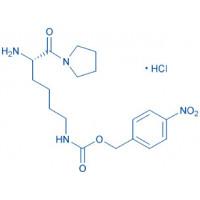H-Lys(4-nitro-Z)-pyrrolidide HCl