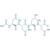 Caspase-3/7 Inhibitor II Ac-Asp-Asn-Leu-Asp-aldehyde (pseudo acid)