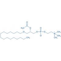 3-O-Hexadecyl-2-O-acetyl-sn-glycero-1-phosphocholine