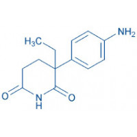 DL-Aminoglutethimide (RS)-3-(4-Amino-phenyl)-3-ethyl-piperidine-2,6-dione