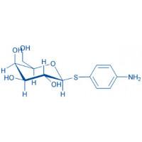 4-Aminophenyl-1-thio--D-galactopyranoside