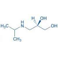 (R)-3-Isopropylamino-1,2-propanediol hydrochloride salt