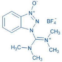 TBTU N-[(1H-Benzotriazol-1-yl)(dimethylamino)methylene]-N-methylmethanaminium tetrafluoroborate N-oxide