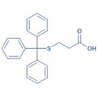 3-Tritylsulfanyl-propionic acid