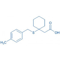 [1-(4-Methyl-benzylsulfanyl)-cyclohexyl]-acetic acid