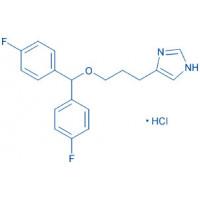 4-{3-[Bis-(4-fluoro-phenyl)-methoxy]-propyl}-1H-imidazole · HCl