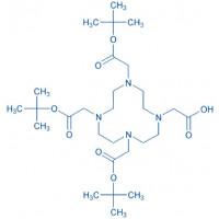 DOTA(OtBu)₃ hydrobromide salt 4,7,10-Tri-(t-butyloxycarbonylmethyl)-1,4,7,10-tetraazacyclododecan-1-yl-acetic acid hydrobromide salt