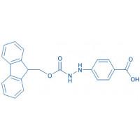 4-(Fmoc-hydrazino)-benzoic acid