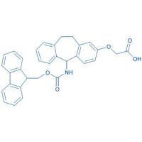 Fmoc-Suberol 5-Fmoc-amino-2-carboxymethoxy-10,11-dihydro-5H-dibenzo[a,d]cycloheptene