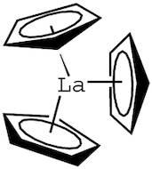 Tris(cyclopentadienyl)lanthanum(III)