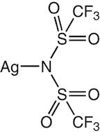 Silver bis(trifluoromethylsulfonyl)imide
