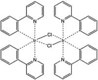 Dichlorotetrakis[2-(2-pyridyl)phenyl]diiridium(III)