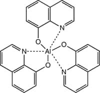 Tris(8-hydroxyquinolinato)aluminum