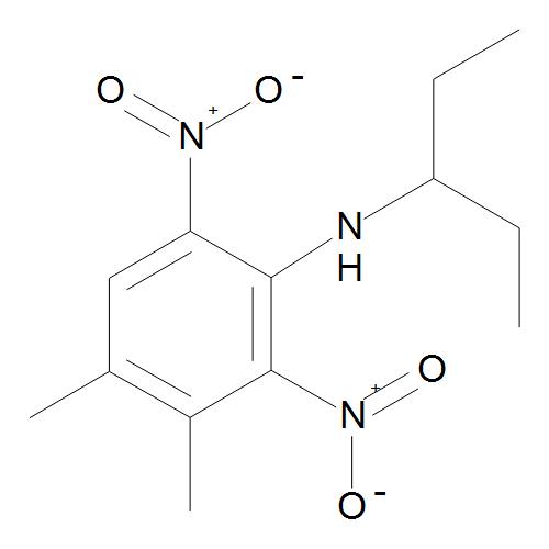 Pendimethalin 1000 µg/mL in Acetone