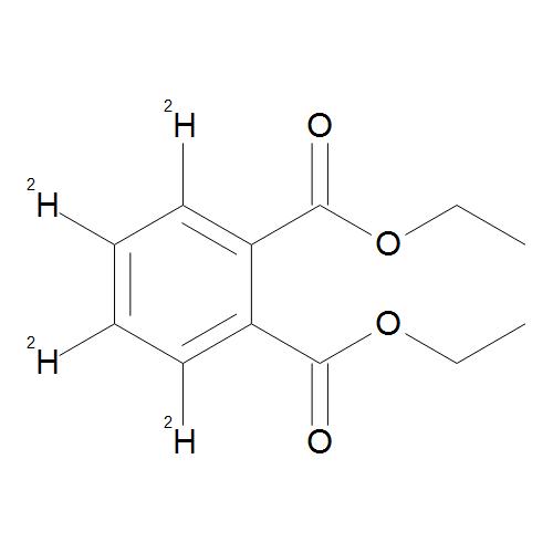 Phthalic acid, bis-ethyl ester D4 100 µg/mL in Acetonitrile