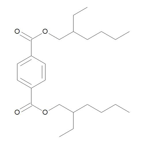 Terephthalic acid, bis-2-ethylhexyl ester 100 µg/mL in Acetonitrile