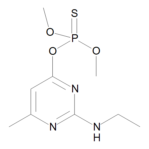 Pirimiphos-methyl-N-desethyl