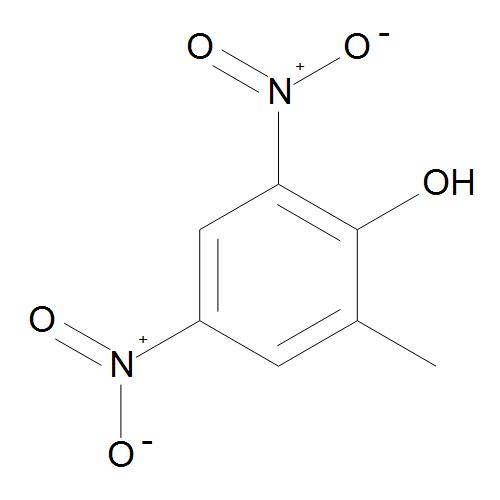 2-Methyl-4,6-dinitrophenol 1000 µg/mL in Methanol