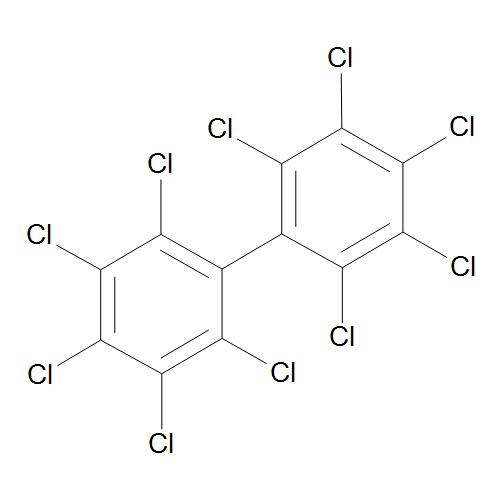 PCB No. 209 100 µg/mL in Hexane