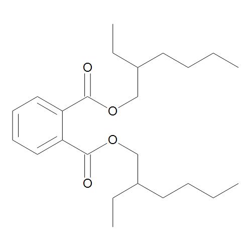 Phthalic acid, bis-2-ethylhexyl ester 10 µg/mL in Cyclohexane