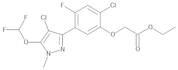 Pyraflufen-ethyl 10 µg/mL in Cyclohexane