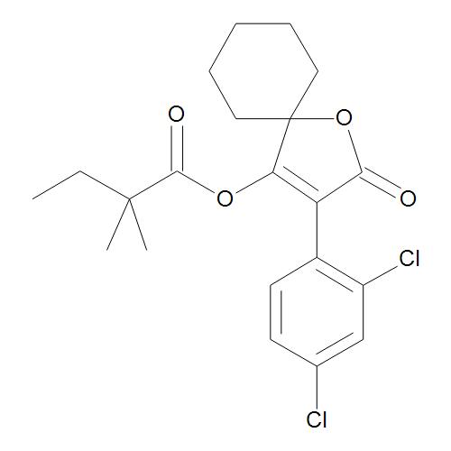 Spirodiclofen 10 µg/mL in Cyclohexane