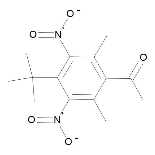 Musk ketone 10 µg/mL in Cyclohexane
