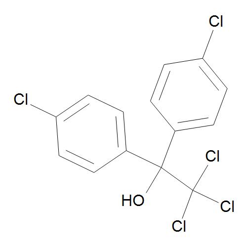 Dicofol 100 µg/mL in Cyclohexane