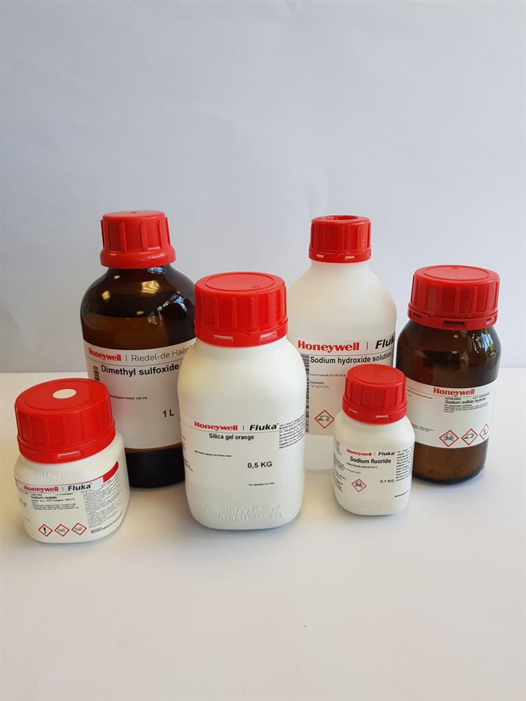 Potassium Hexacyanoferrate (II) Trihydrate Puriss. p.a. ACS Reagent Reag. ISO Reag. Ph.Eur. 99%