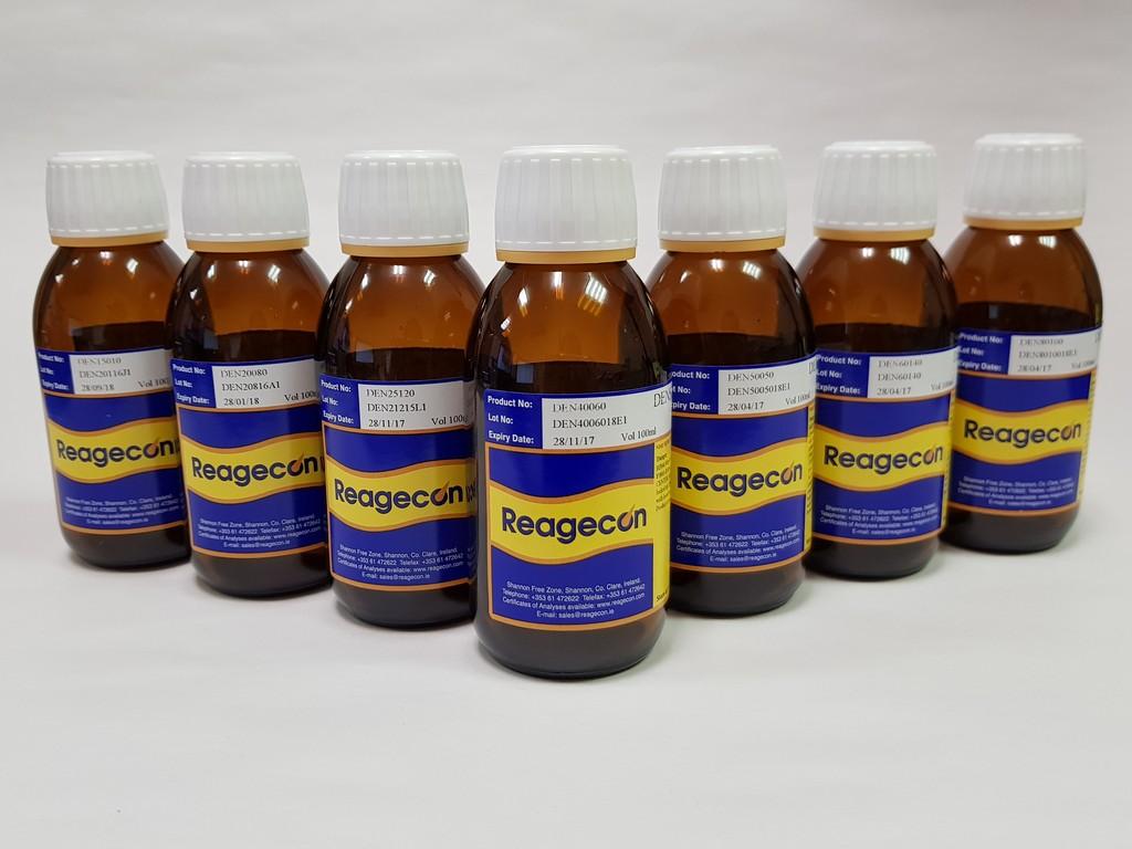 Reagecon Density Standard Quality Range 0.6661 g/mL at 80C