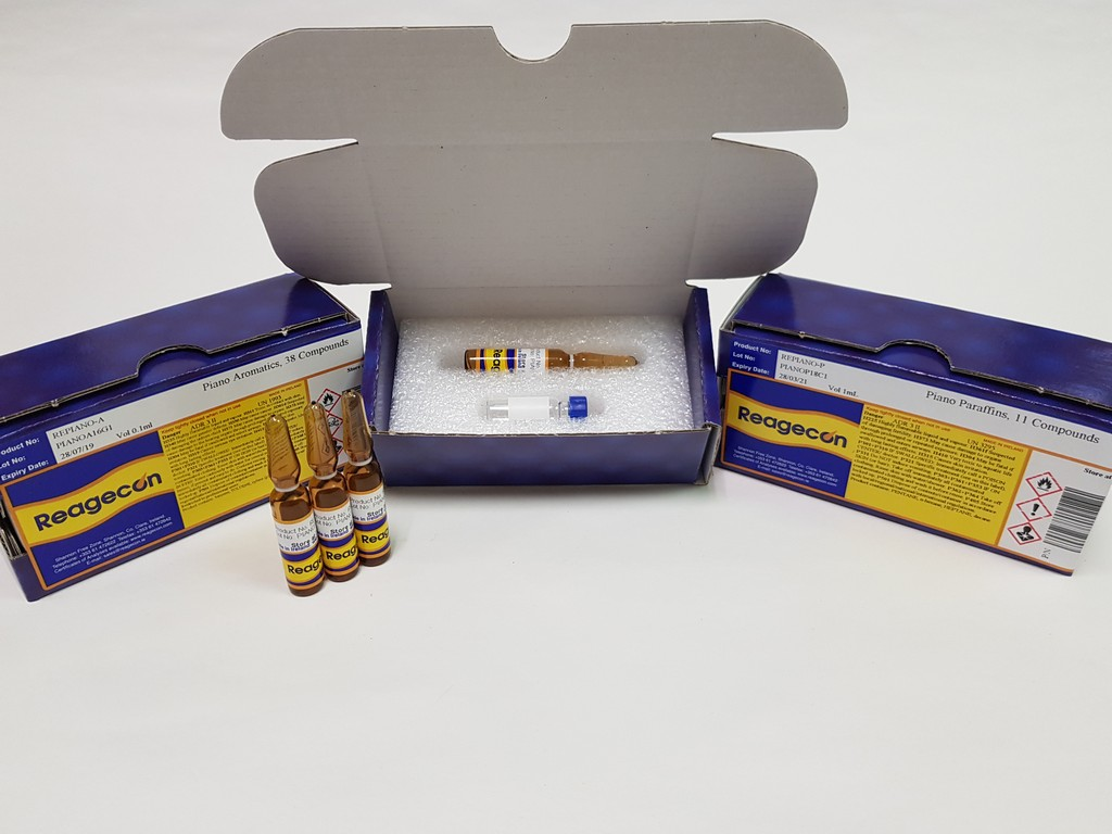 Reagecon PIANO Naphthalenes Standard (30 Compound Mix) in Cyclohexane