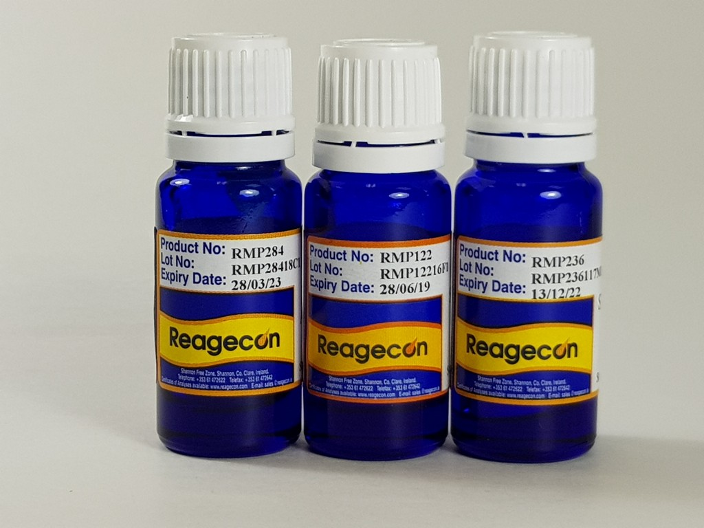 Reagecon Melting Point Benzoic Acid +121 to +123C Standard