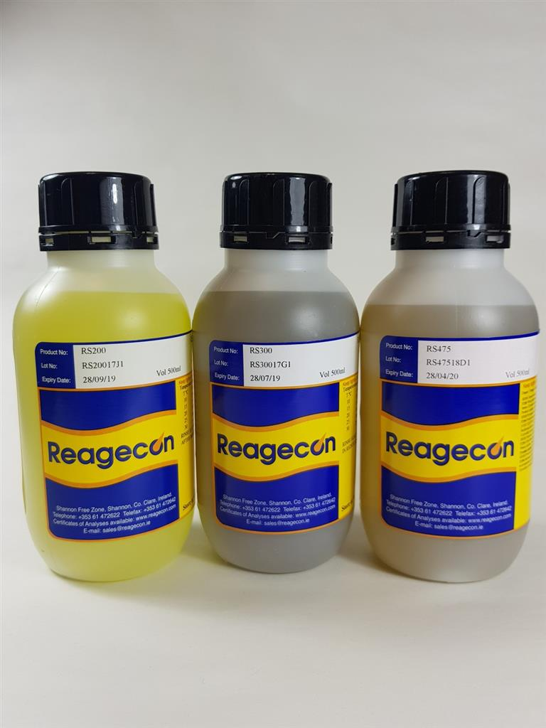 Reagecon 475 mV Redox Oxidation/Reduction (ORP) Standard at 25°C