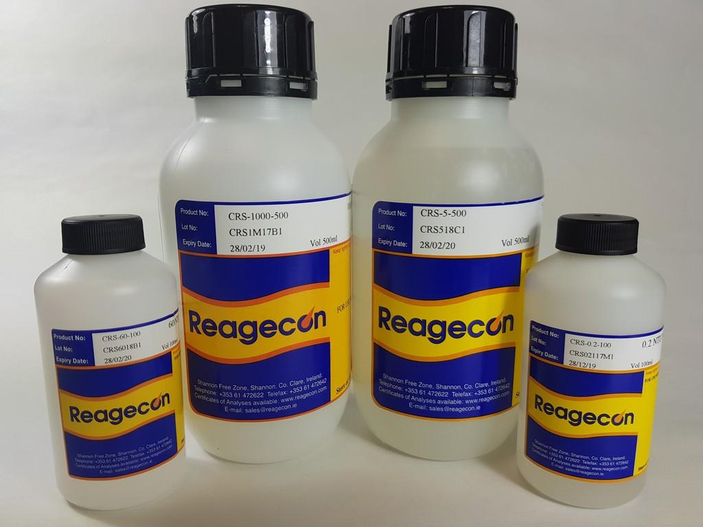 Reagecon 4 NTU Non Ratio Turbidity Standard