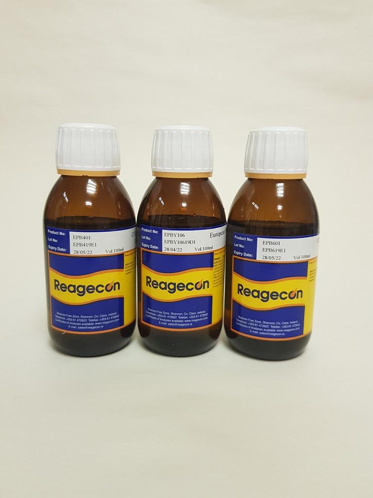 Reagecon B7 Brown Colour Reference Solution according to European Pharmacopoeia (EP)