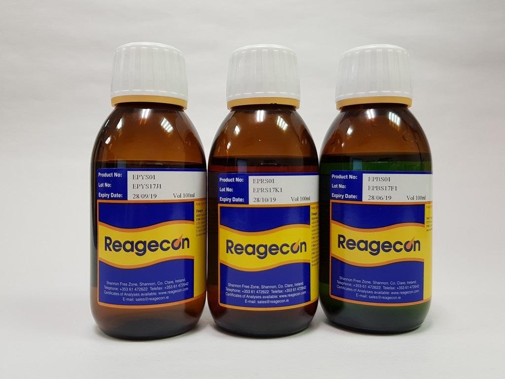 Reagecon GY7 Colour Reference Solution according to European Pharmacopoeia (EP)