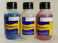 Reagecon pH 4.000 High Resolution Colour Coded Buffer Solution at 25C