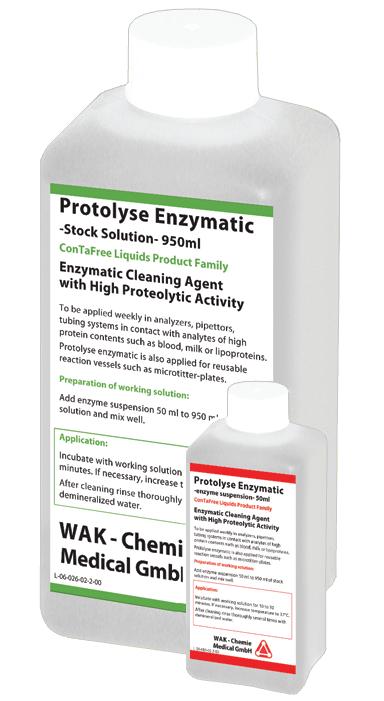 Protolyse Enzymatic 950ml + 50ml Entyme Suspension