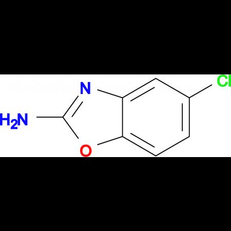 2-Amino-5-chlorobenzoxazole