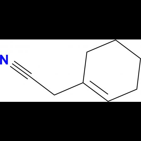 1-Cyclohexeneacetonitrile
