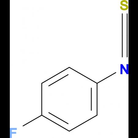4-Fluorophenyl isothiocyanate