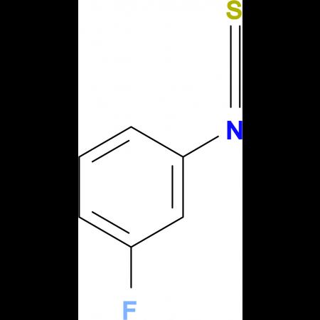 3-Fluorophenyl isothiocyanate