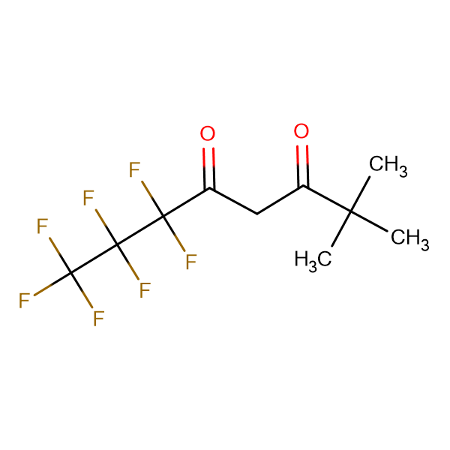 2,2-Dimethyl-6,6,7,7,8,8,8-heptafluoro-3,5-octanedione