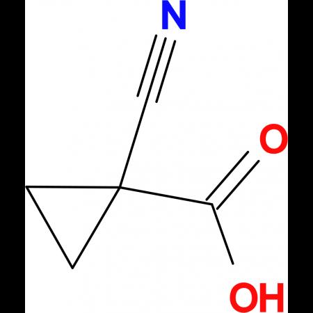 1-Cyanocyclopropanecarboxylic acid