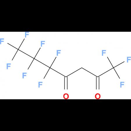 1,1,1,5,5,6,6,7,7,7-Decafluoro-2,4-heptanedione