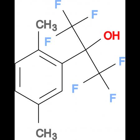 2-(2-Hydroxyhexafluoroisopropyl)-p-xylene