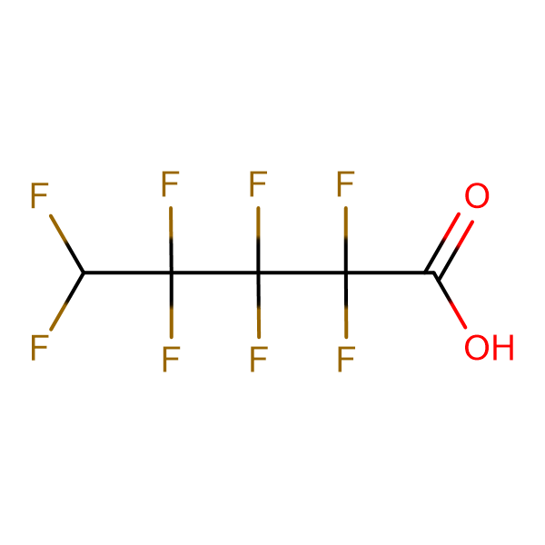 5H-Octafluoropentanoic acid