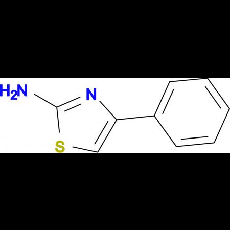 2-Amino-4-phenylthiazole